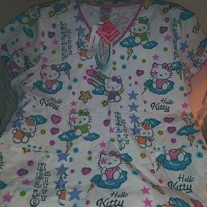Scrub...Hello Kitty